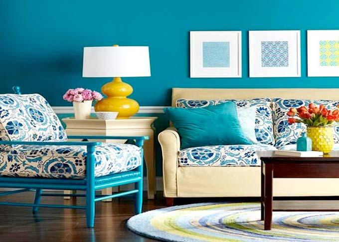 Escoger los colores adecuados para pintar una habitación ...