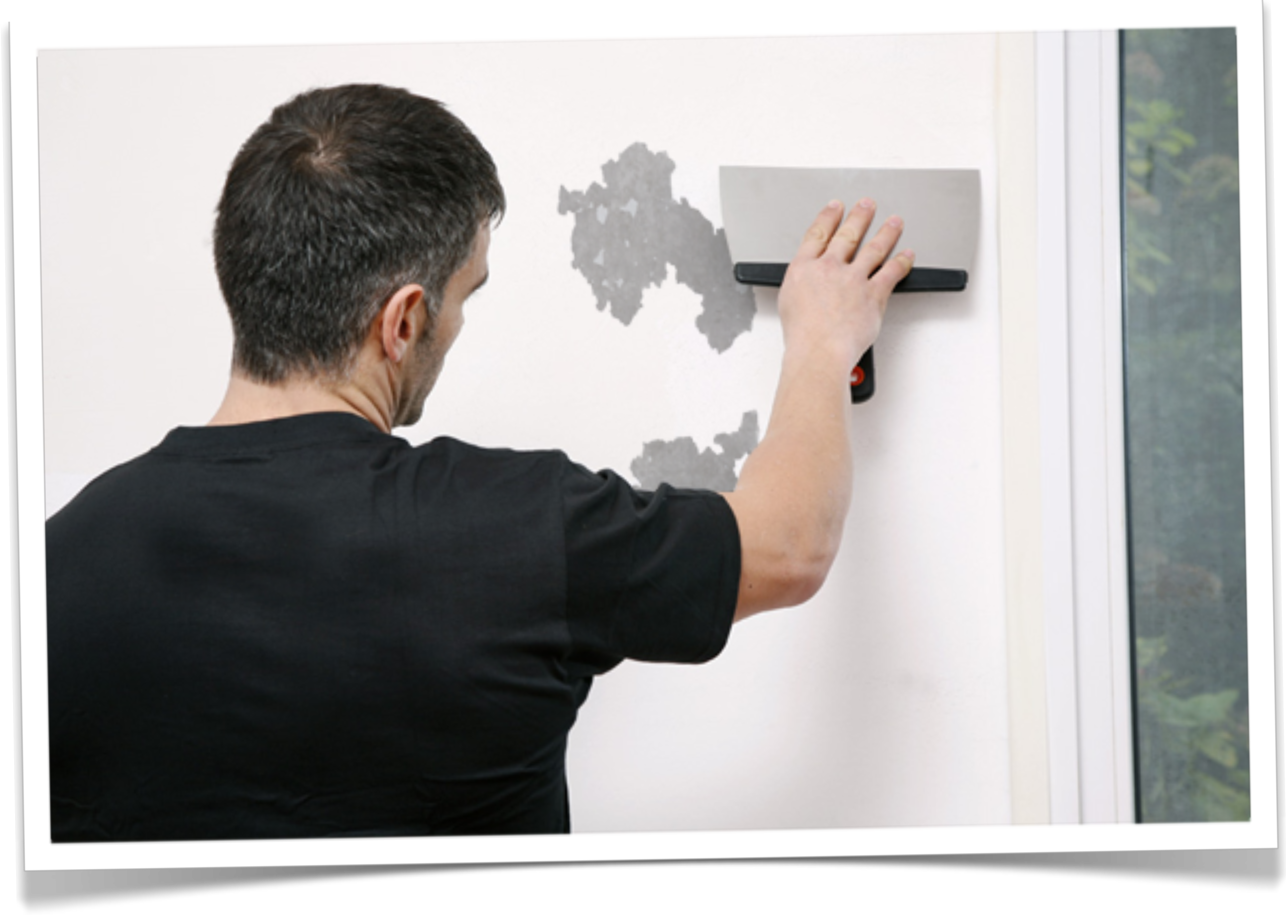 Revestir con azulejos una pared bricopared beissier - Pegatinas para tapar agujeros en azulejos ...