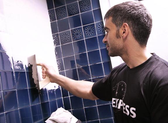 Renovar los azulejos del ba o y cocina sin obras for Renovar cocinas sin obras