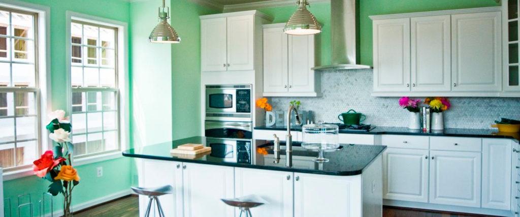 Ideas para pintar los azulejos del ba o y la cocina - Pintar azulejos bano ideas ...