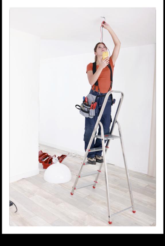 Instalar una l mpara en el techo bricopared beissier - Instalar lampara techo ...