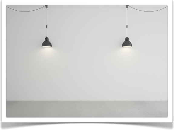 Lámpara de techo moderna e industrial