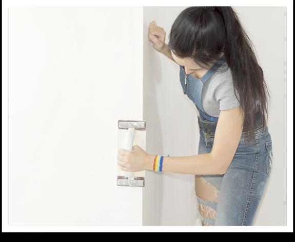 Reparar grietas en las juntas de la pared bricopared - Reparar grietas pared ...