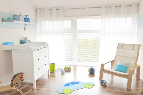 Decorar paredes de espacios infantiles bricopared beissier - Pintar paredes infantiles ...