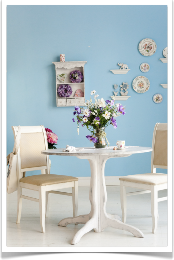 Ideas para decorar la pared bricopared beissier - Platos decorativos pared ...