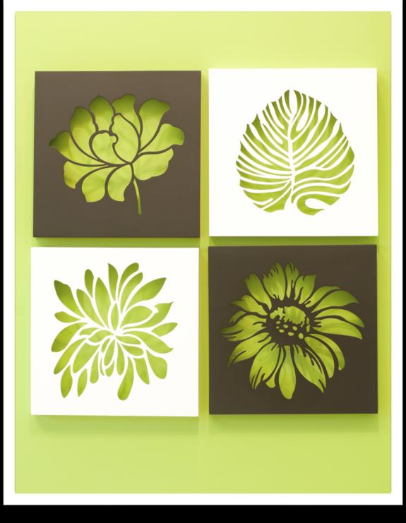Plantillas para pintar la pared bricopared beissier - Plantillas para pintar paredes ikea ...