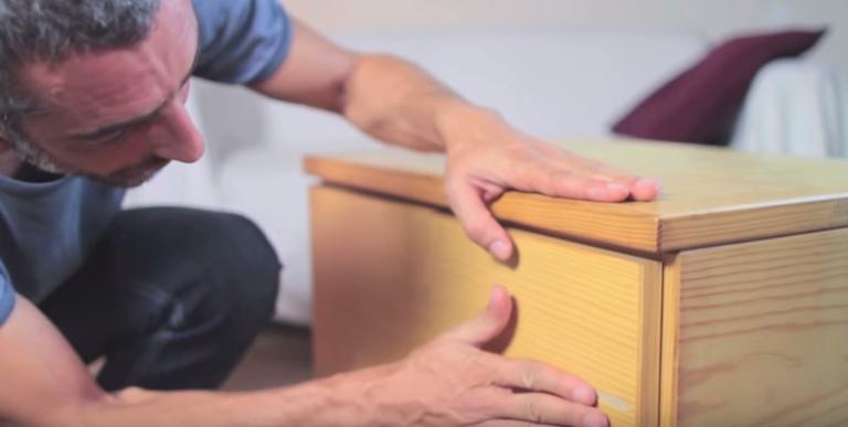 Vídeo tutorial: Restaurar un mueble de madera