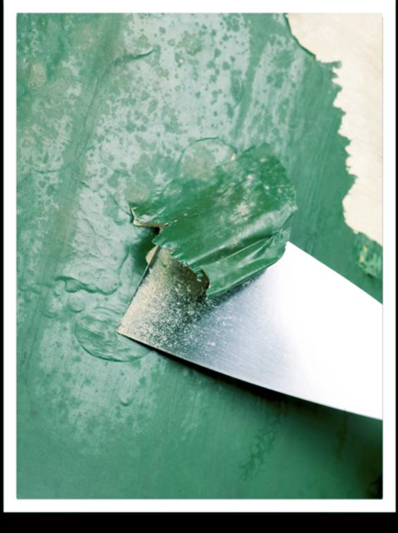 Consejos y trucos para eliminar la pintura de la pared