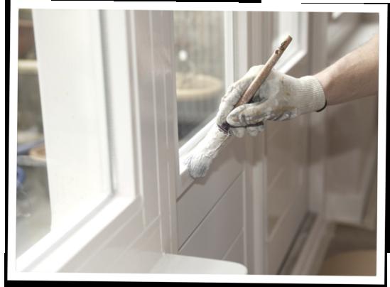 Pintar ventana