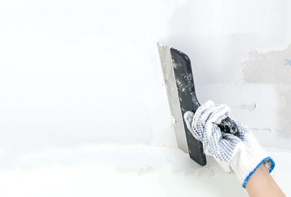 Nivelar paredes irregulares