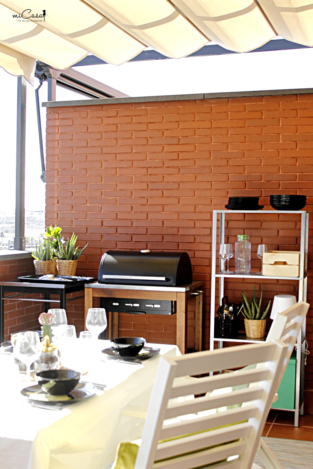 3 Claves Para Decorar La Terraza Bricopared Beissier