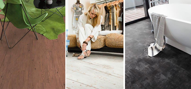 Cambiar y reparar el suelo de casa