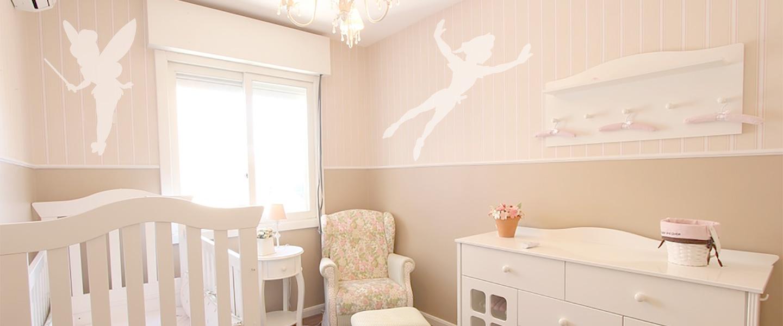 Decora la habitaci n de los ni os con vinilo stencil for Habitacion con vinilo