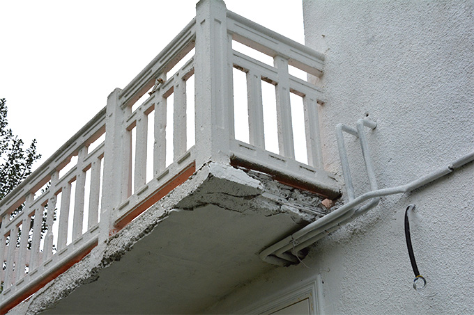 Aguaplast impermeabilizaci n bricopared beissier - Tapar barandilla balcon ...