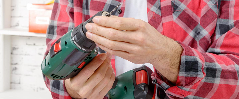 Trucos a la hora de utilizar el taladro