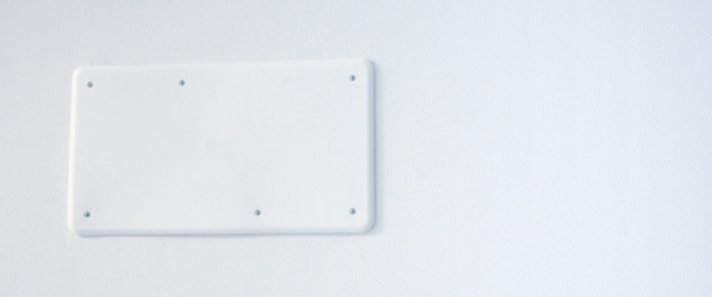 ideas para tapar cuadro electrico Disimular Tapas De Registro Bricopared Beissier