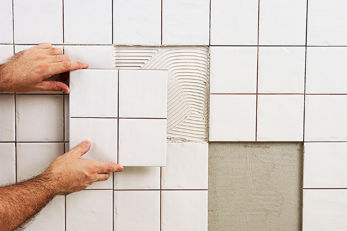 Quitar azulejos y poner nuevos respuestas with quitar for Quitar azulejos sin obra