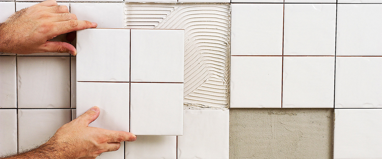 Sustituir un azulejo partido o dañado