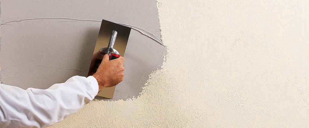 C mo alisar una pared con gotel bricopared beissier - Como alisar paredes ...