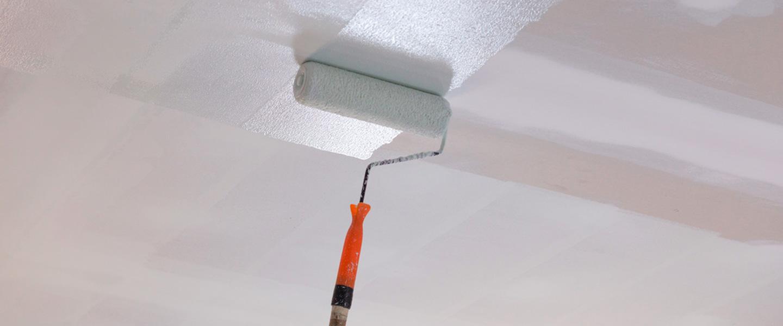 Bricopared ideas de bricolaje para hacer en tu casa - Como pintar techos ...