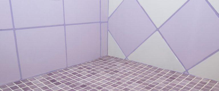 Colorea las juntas de los azulejos bricopared beissier - Juntas azulejos ...