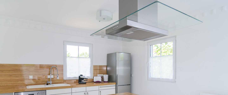Renueva los techos de tu cocina con Isolfix Plus