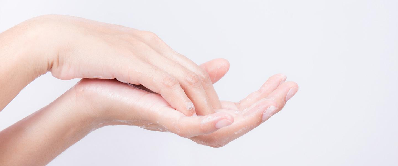 Lavarse (que no destrozarse) las manos después de trabajar