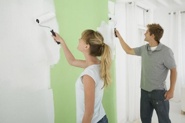 Aclarar el color de las paredes