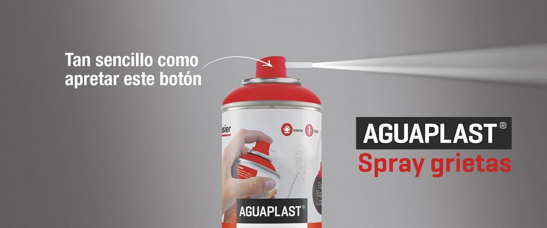¡Llega el Aguaplast Spray Grietas!