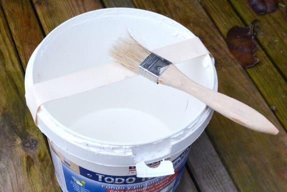 escurridor de pintura