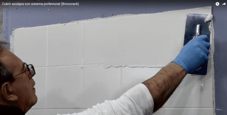 Sistema Beissier para renovación de azulejos