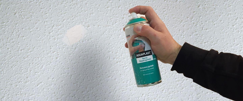 Aguaplast Spray Reparagotelé
