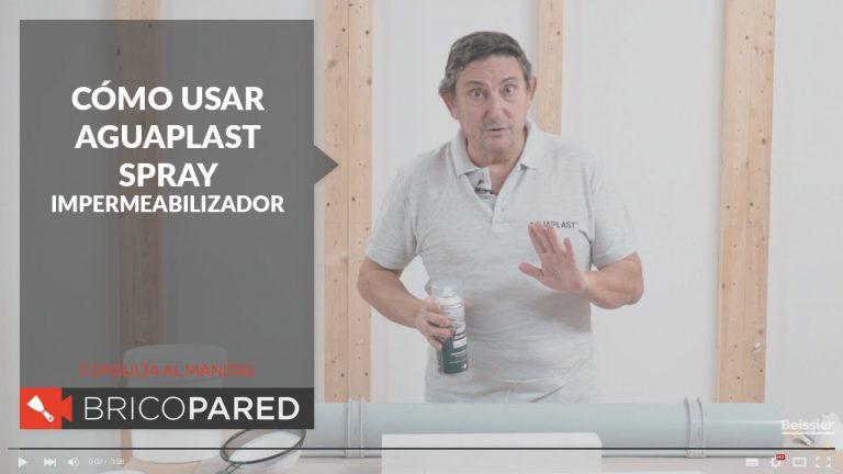 Aguaplast Spray Impermeabilizador