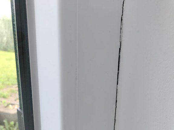 ventana dilatación