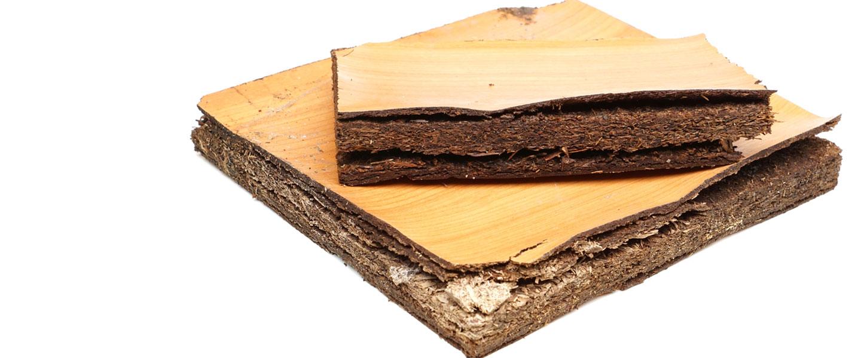 Prevención y reparación de tableros de aglomerado hinchados