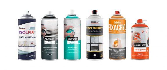 todos los sprays