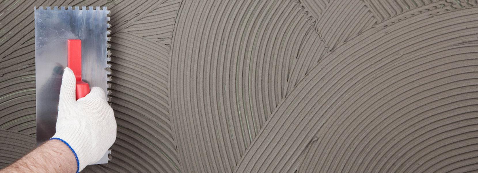Truco para lograr una pared completamente plana al aplicar plaste